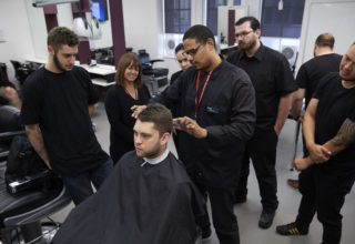 Barbering at TAFE NSW
