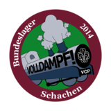 Small german jamboree logo