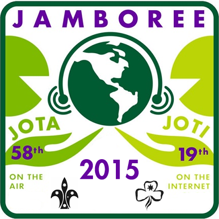 2015 AU JOTA / JOTI Badge