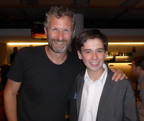 Scout with Adam Hills