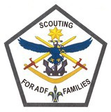 Small scouting for adf families badge