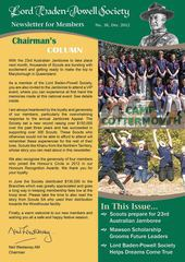 Normal lbps newsletter dec 2012 cover