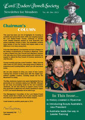 Normal lbps newsletter dec 2013 cover