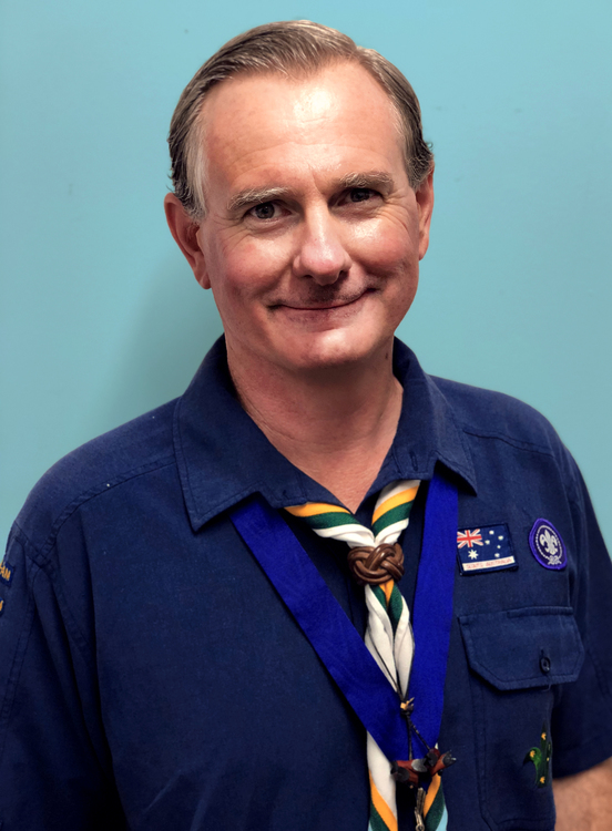 Phil Harrision - Acting Chief Commissioner