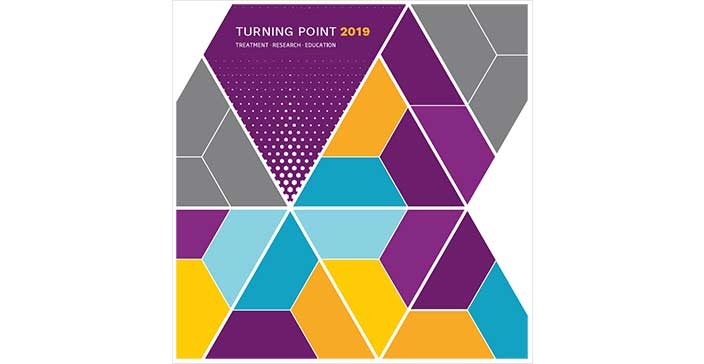 turning point annual review 2019 front cover