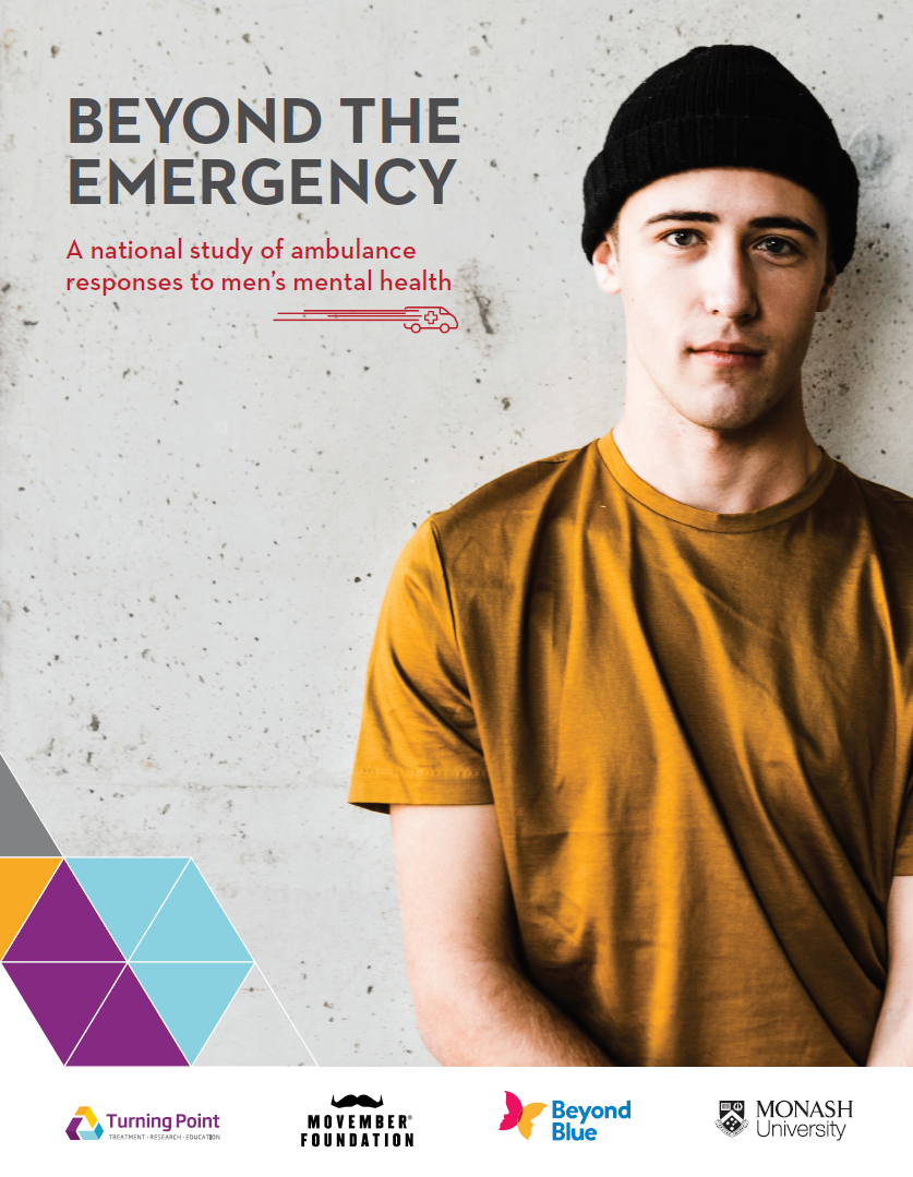 Beyond The Emergency report cover