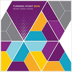 turning point annual review front cover