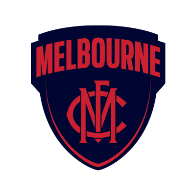 Melbourne Football Club Logo