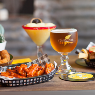 Wings Beer & Margarita