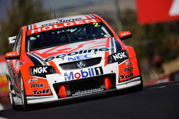 Tander and Will Davison, Bathurst 2009