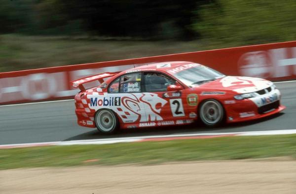 Bright and Mezera, Bathurst 2001
