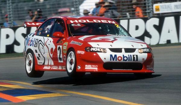 Jason Bright, Adelaide 2001