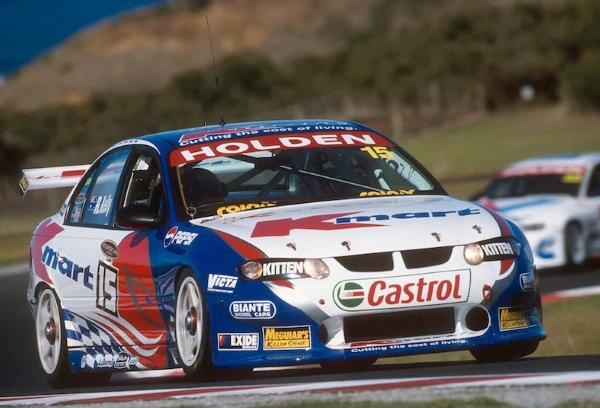 Rick Kelly, Phillip Island 2003