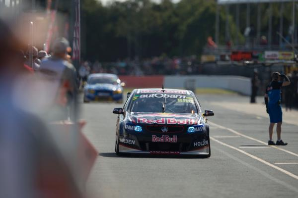 Lowndes' Commodore at Winton