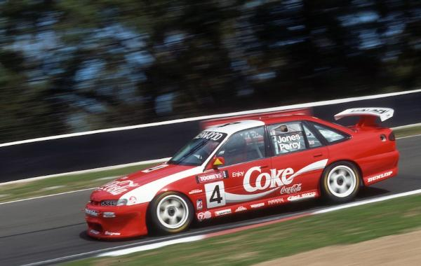 Jones and Percy, Bathurst 1995