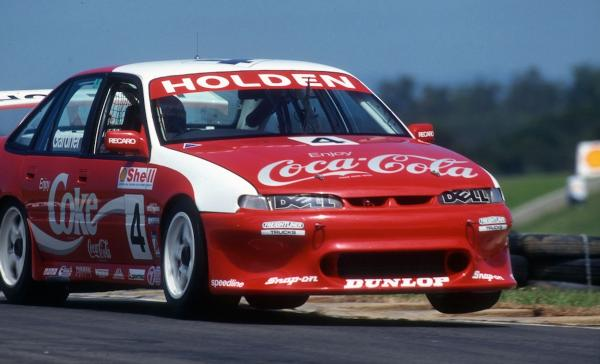 Gardner, Eastern Creek 1996