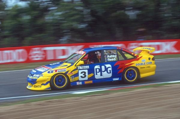 Asby and Reed, Bathurst 1998