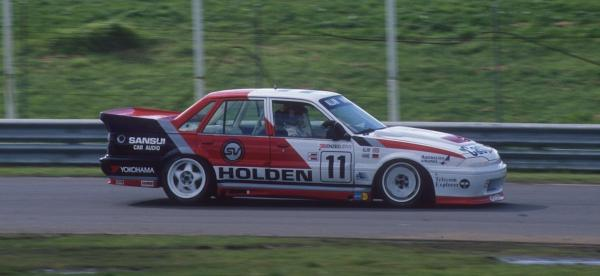 Allam and Haine, Sandown 1988