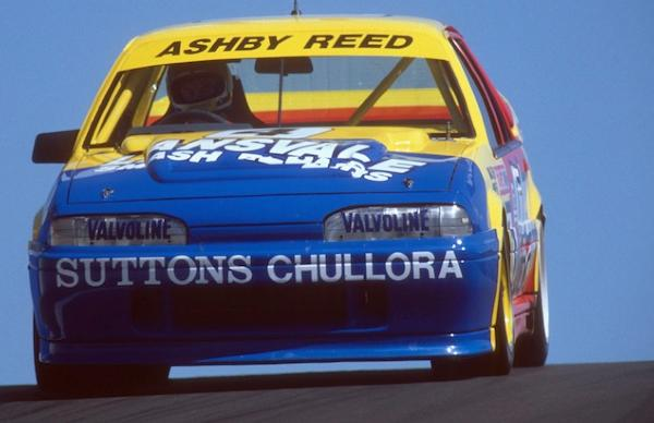 Ashby and Reed, Bathurst 1990