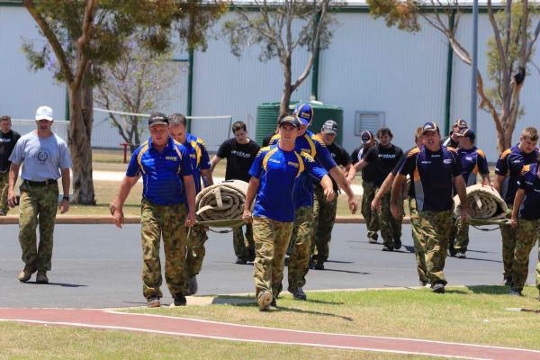 army crew team essay