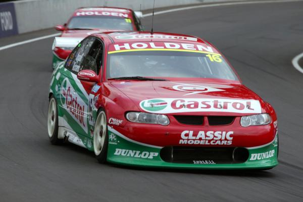 Russell Ingall and Steven Richards, Bathurst 2007