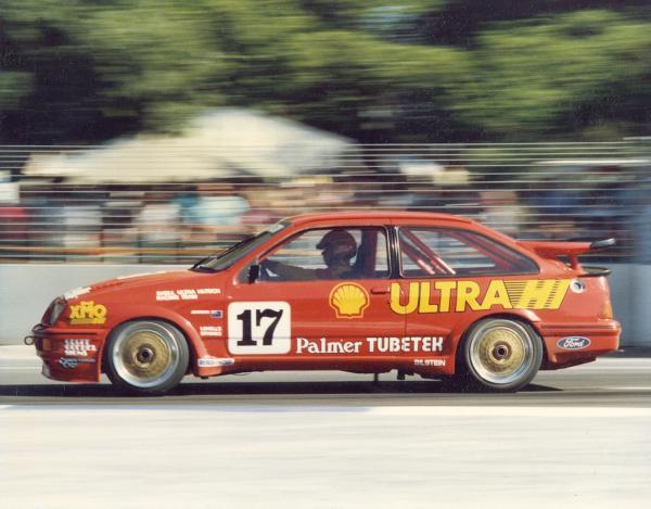 Australian Grand Prix win, 1987