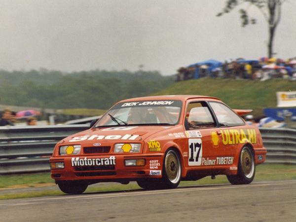 Johnson at Lakeside, 1987