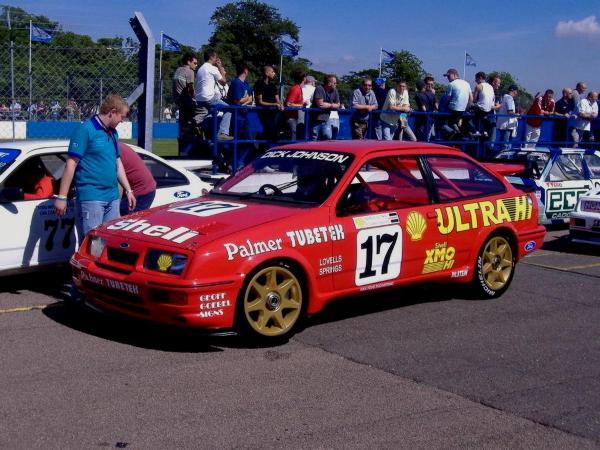 Lloyd, Donnington, 2005