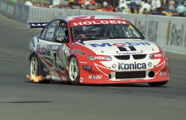 Craig Lowndes and Cameron McConville, Bathurst 1999