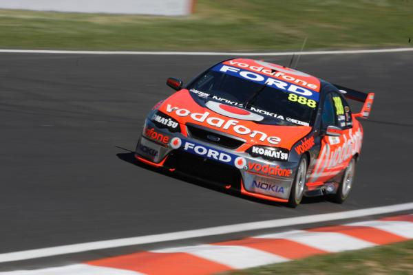 Lowndes and Whincup, Bathurst 2008
