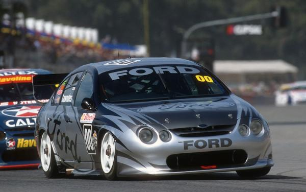 2001 Ford Falcon V8 Supercar: Saturday Sleuthing: Lowndes' First Ford
