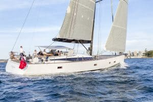 cnb 76 charlotte sailing