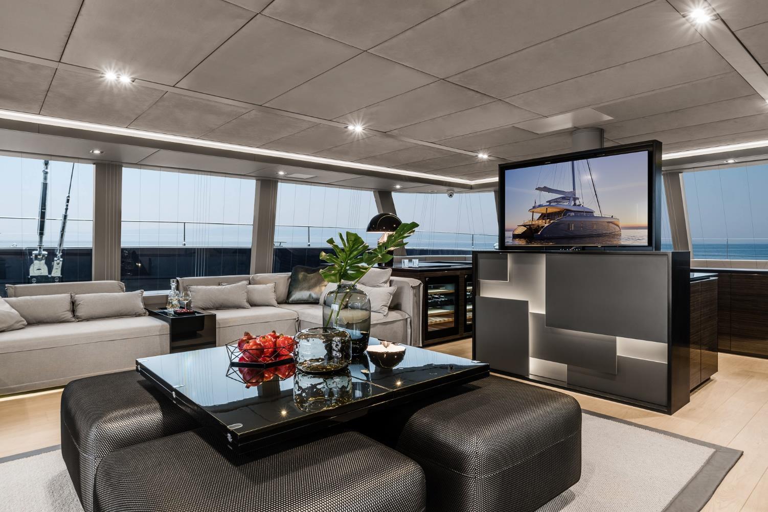sunreef 80 gaya interior