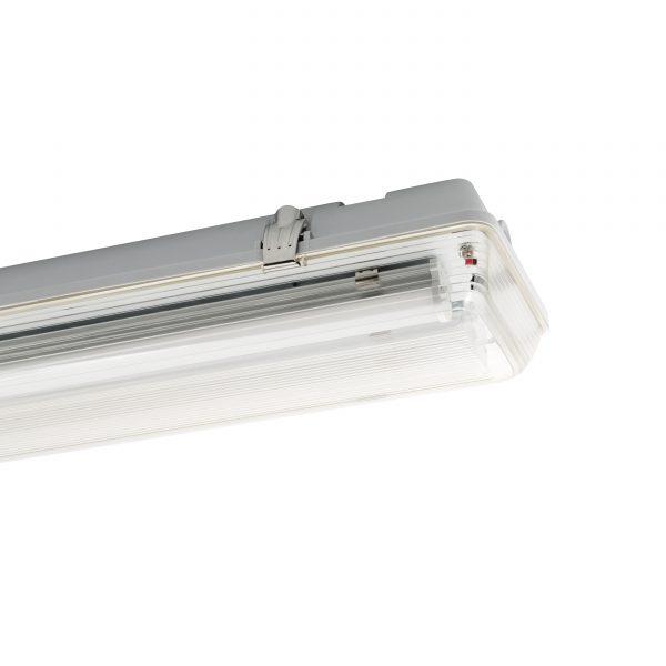 LED Weatherproof Emergency Batten Light