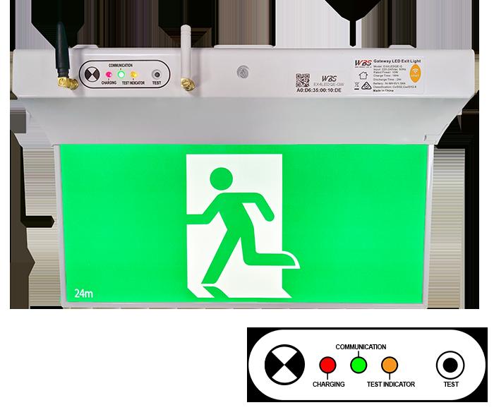 Network Emergency Light