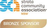 SCA NSW Bronze Sponsor Badge