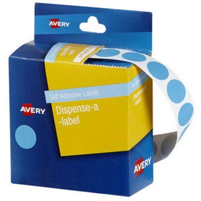 Avery Multi-Purpose Stickers 1-500 500 Pack