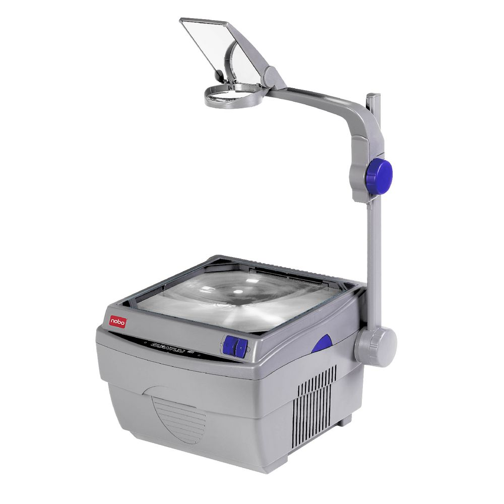 new nobo quantum overhead projector ohp 2511 overhead projector ebay. Black Bedroom Furniture Sets. Home Design Ideas