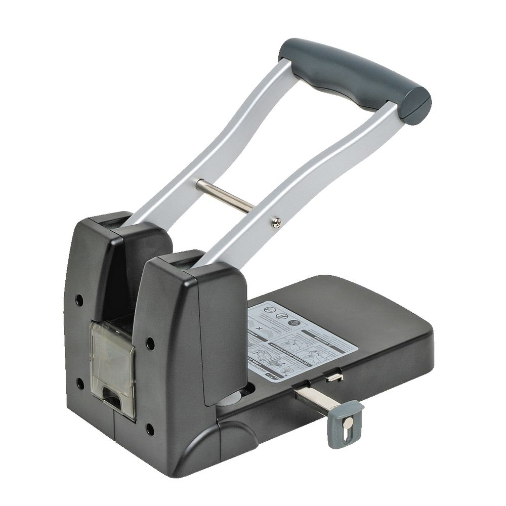 paper punch A hole punch (also known as a hole puncher) most commonly refers to an office tool that is used to create holes in sheets of paper, often for the purpose of collecting the sheets in a binder.