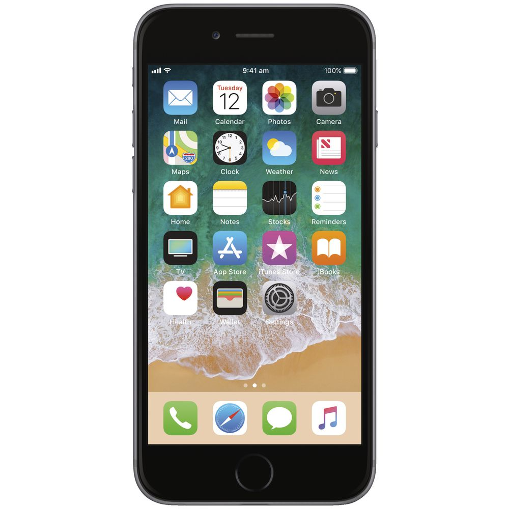iphone 6 32gb space grey unlocked 190198429261 ebay. Black Bedroom Furniture Sets. Home Design Ideas