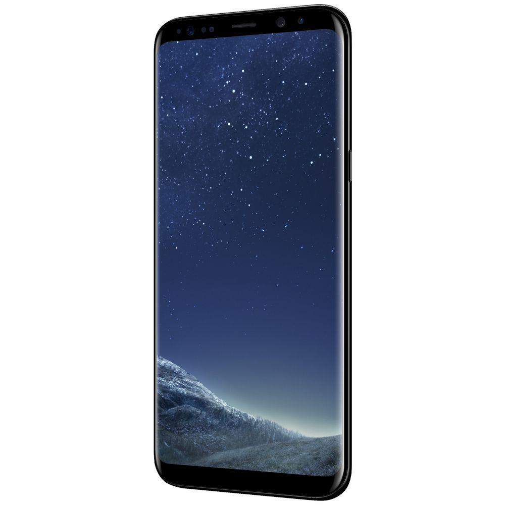 Samsung Galaxy S8 Plus 64GB Black 8806088703695 | eBay