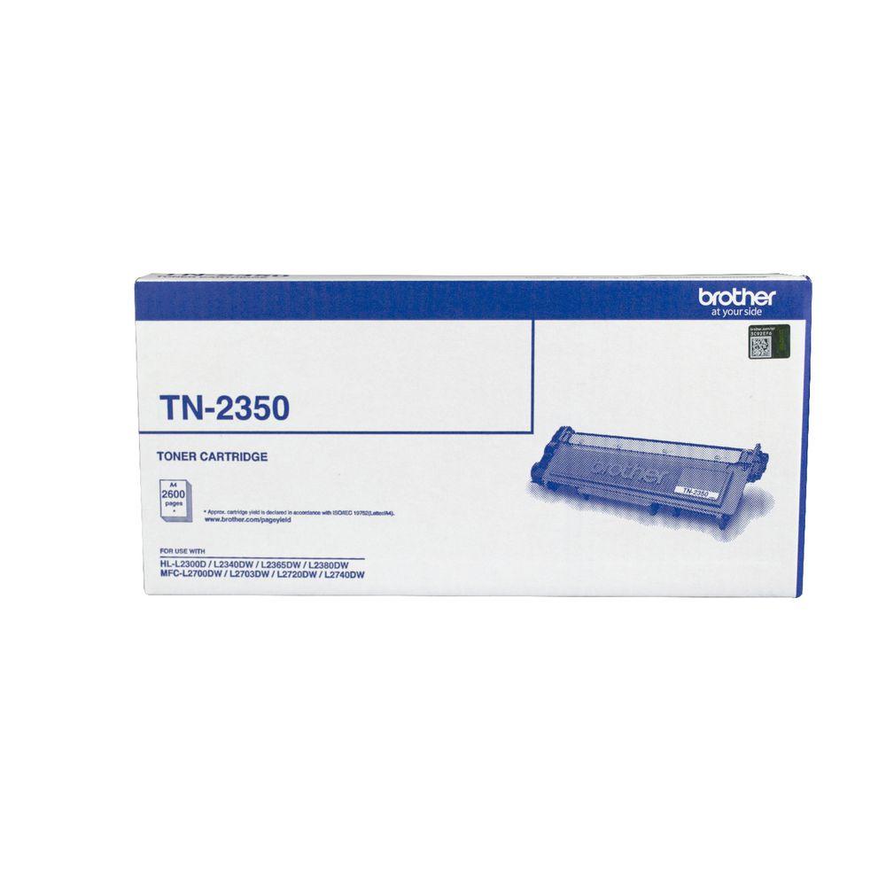 Brother TN-2350 Toner Cartridge Black