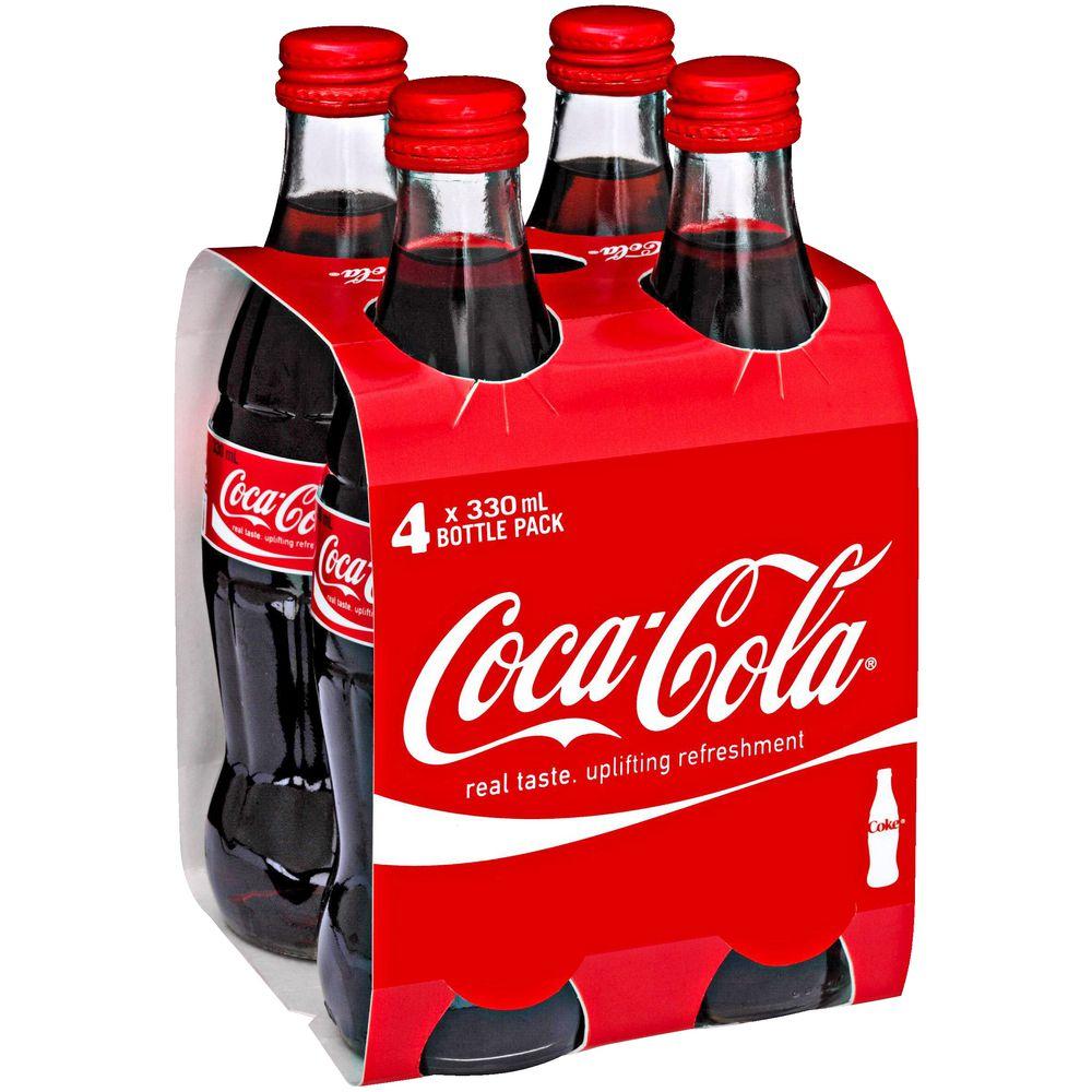 Coke Bottles Bulk Coke Cola Glass Bottles 330ml