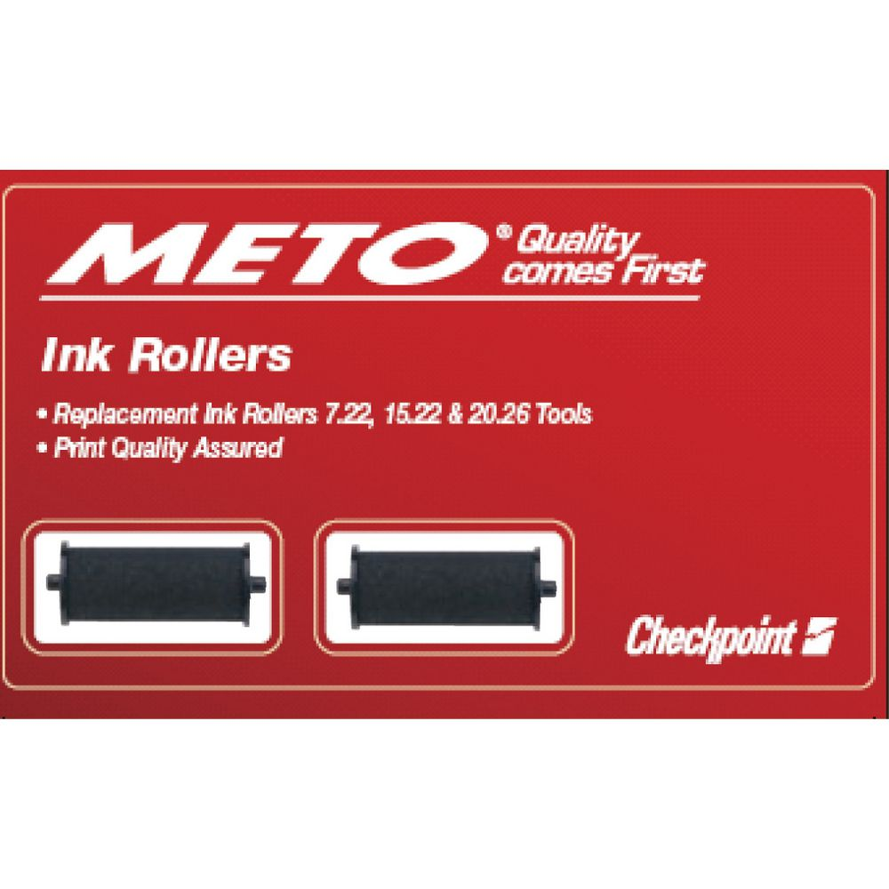 how to change ink in meto price gun