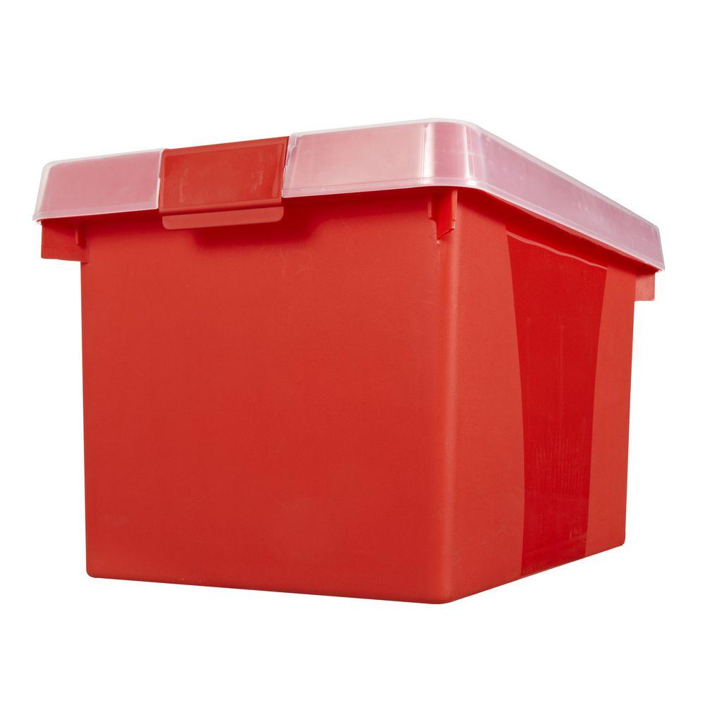 Acrylic Boxes Australia : Bulk buy creation plastic lt easy file n store