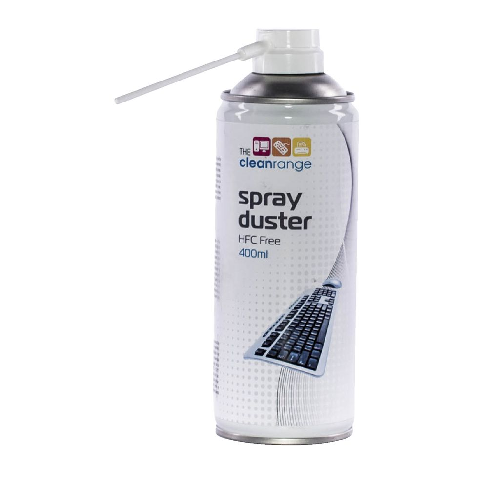clean range pressurised air duster 400ml ebay. Black Bedroom Furniture Sets. Home Design Ideas