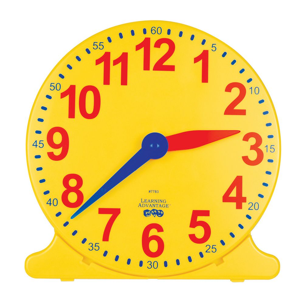 Worksheet Clock To Teach Time clock to teach time