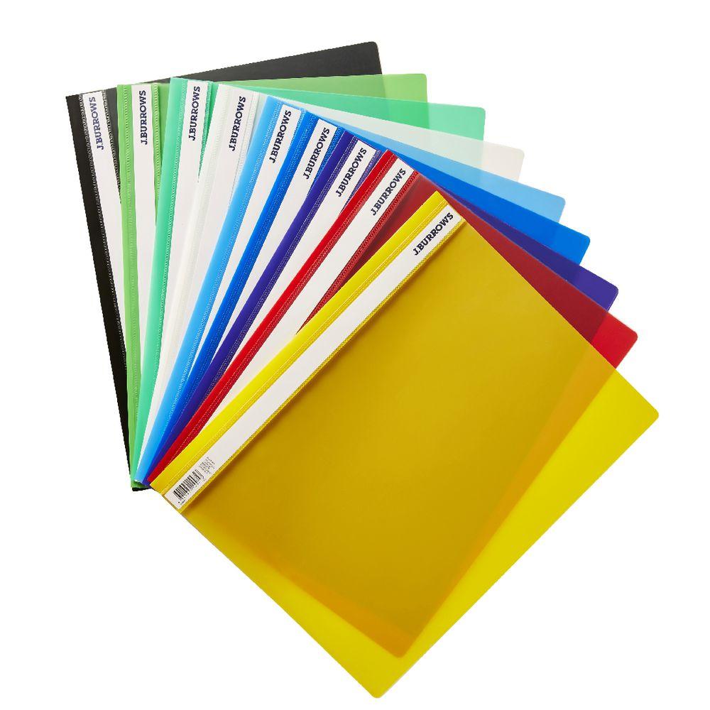 Bulk Buy 10 X Flat File A4 Lime Ebay