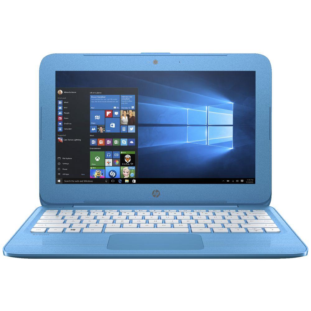 Hp stream 11 6 celeron laptop with office 365 11 y009tu ebay - Officeworks desktop ...
