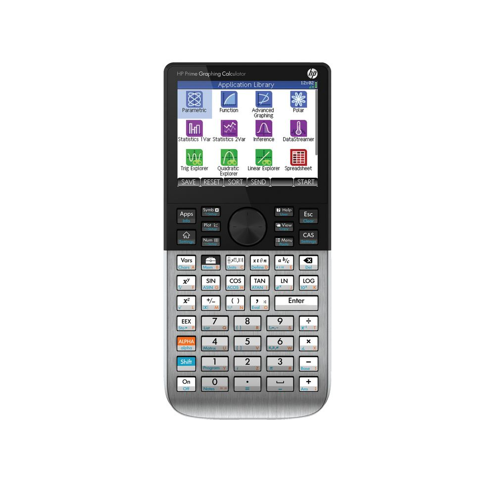 New Hp Scientific Calculator Prime Graphing Calculator